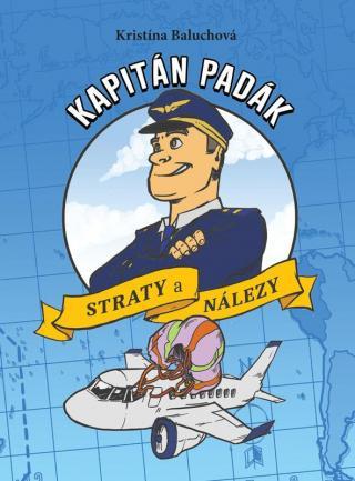Kapitán Padák - Baluchová Kristína [E-kniha]